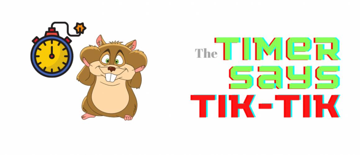 The-Timer-Says-Tik-Tik Oleksandr Tereshchuk